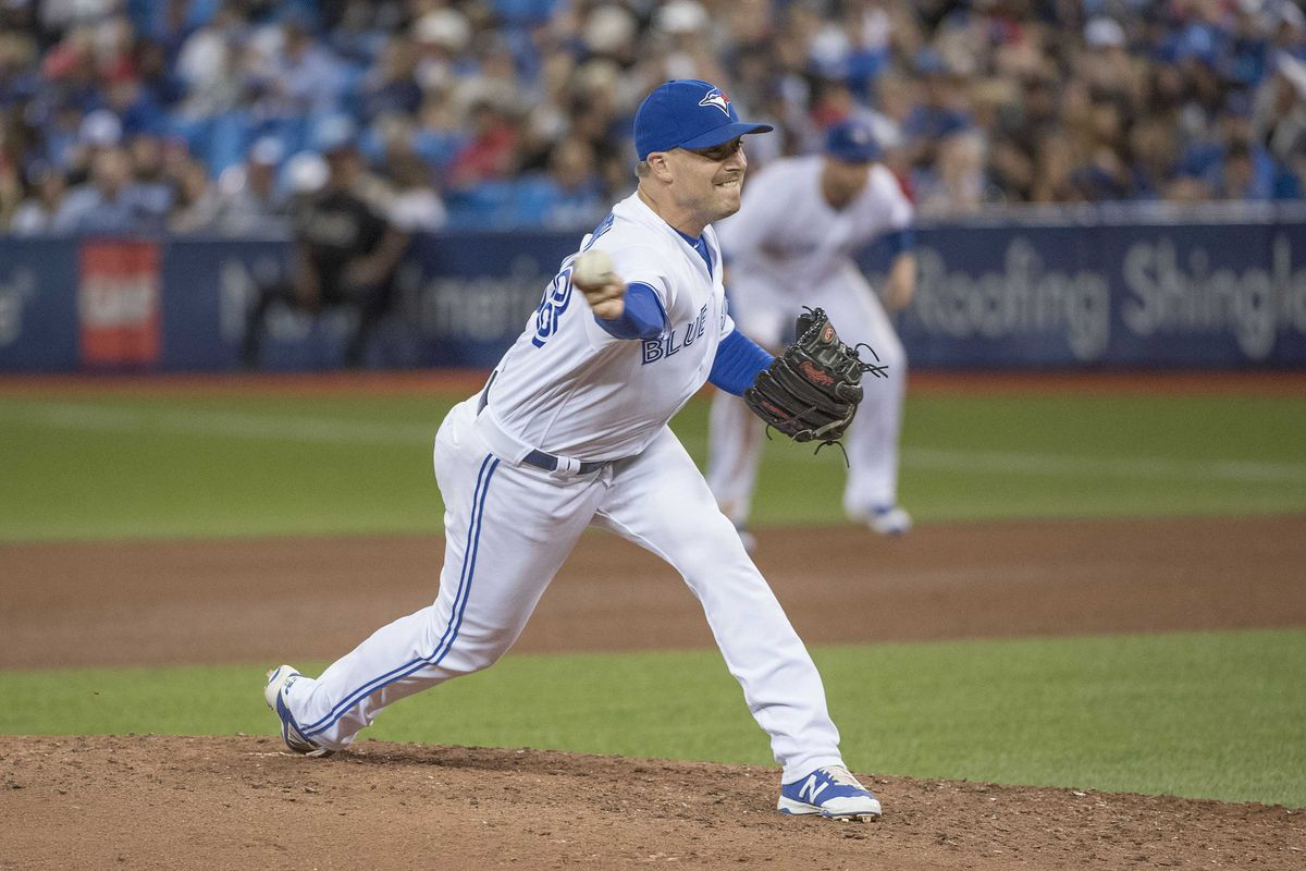 Joe Smith Traded to Cleveland for Minor Leaguers Tom Pannone and