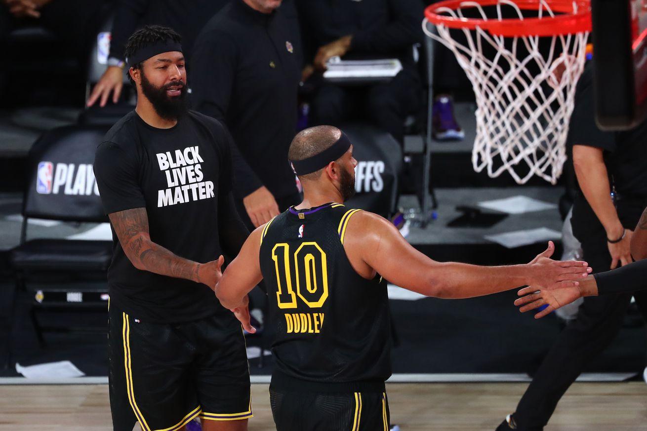NBA: Playoffs-Los Angeles Lakers at Portland Trail Blazers