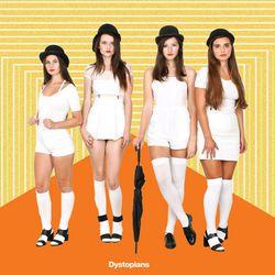 <i>A Clockwork Orange</i>-inspired girl group.