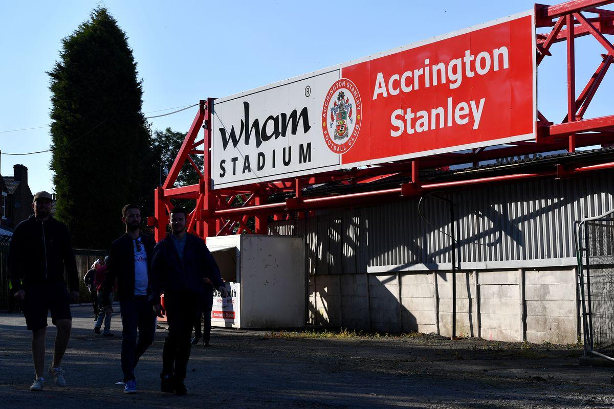 Accrington Stanley v Huddersfield Town - Pre-Season Friendly - The Wham Stadium