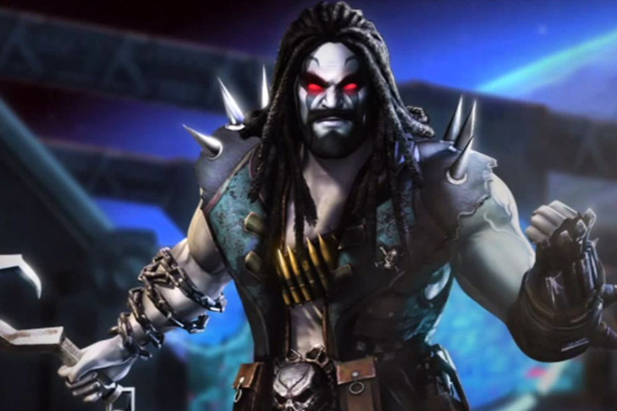 Injustice Gods Among Us First Downloadable Character Is Lobo Polygon