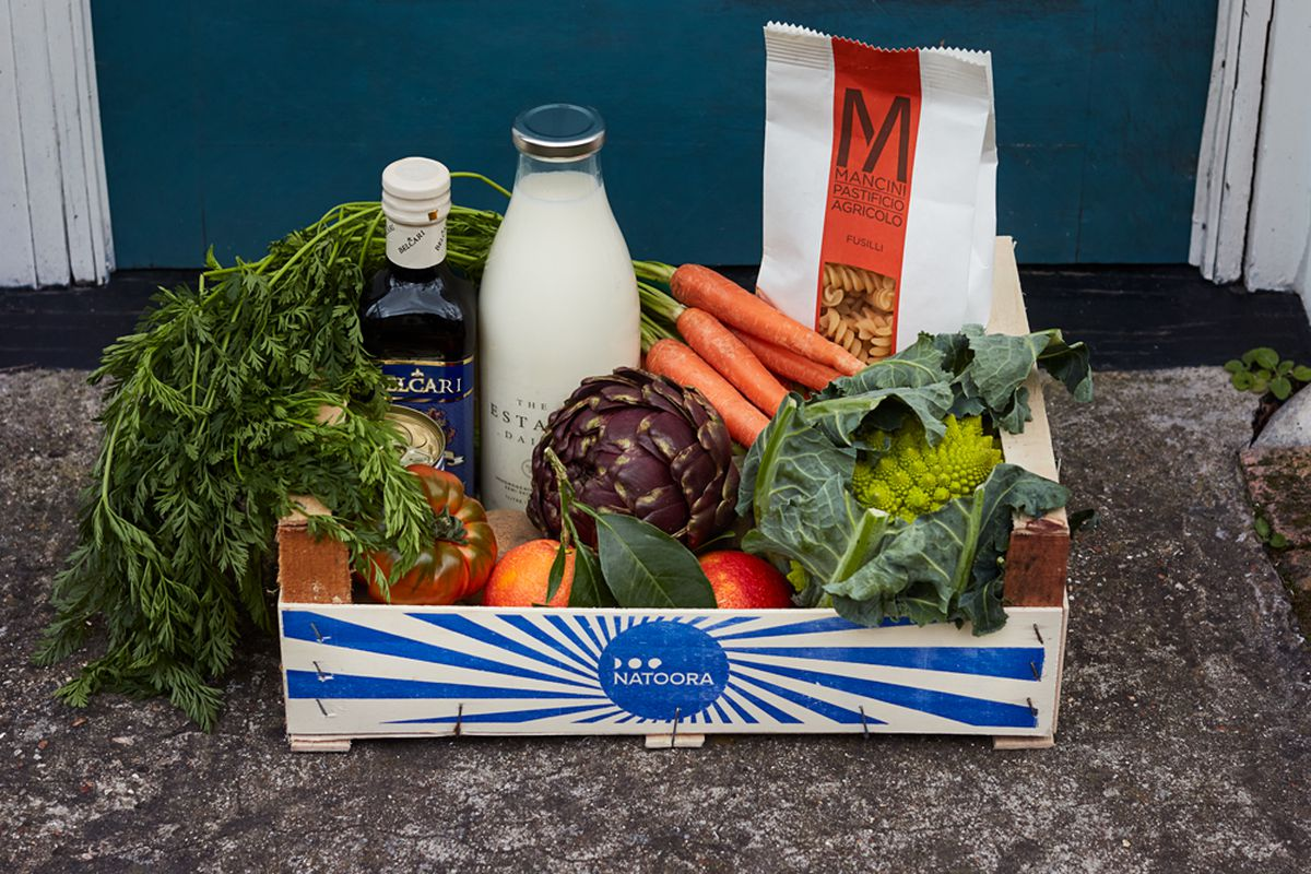 One of London's top restaurant suppliers, Natoora has set up home delivery for the coronavirus crisis