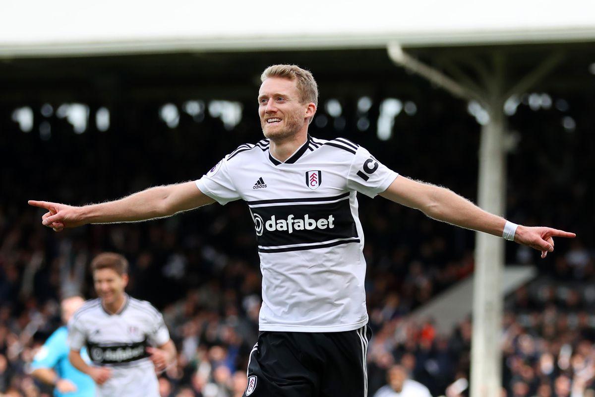 Andre Schurrle - Fulham FC - Premier League