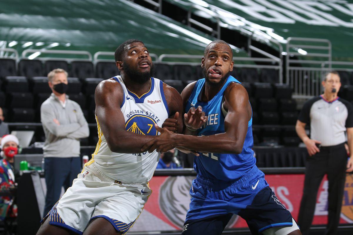 Golden State Warriors v Milwaukee Bucks