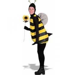 For the record, this is what a non-slutty bumblebee looks like.