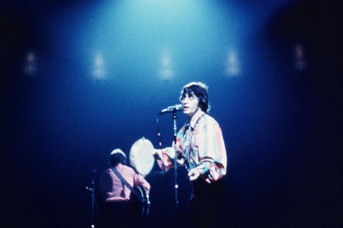 The Rascals performs in New York