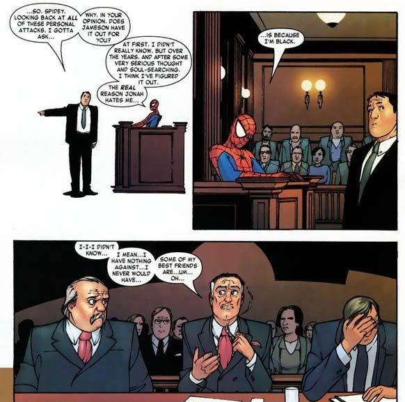 Spider-Man is Black