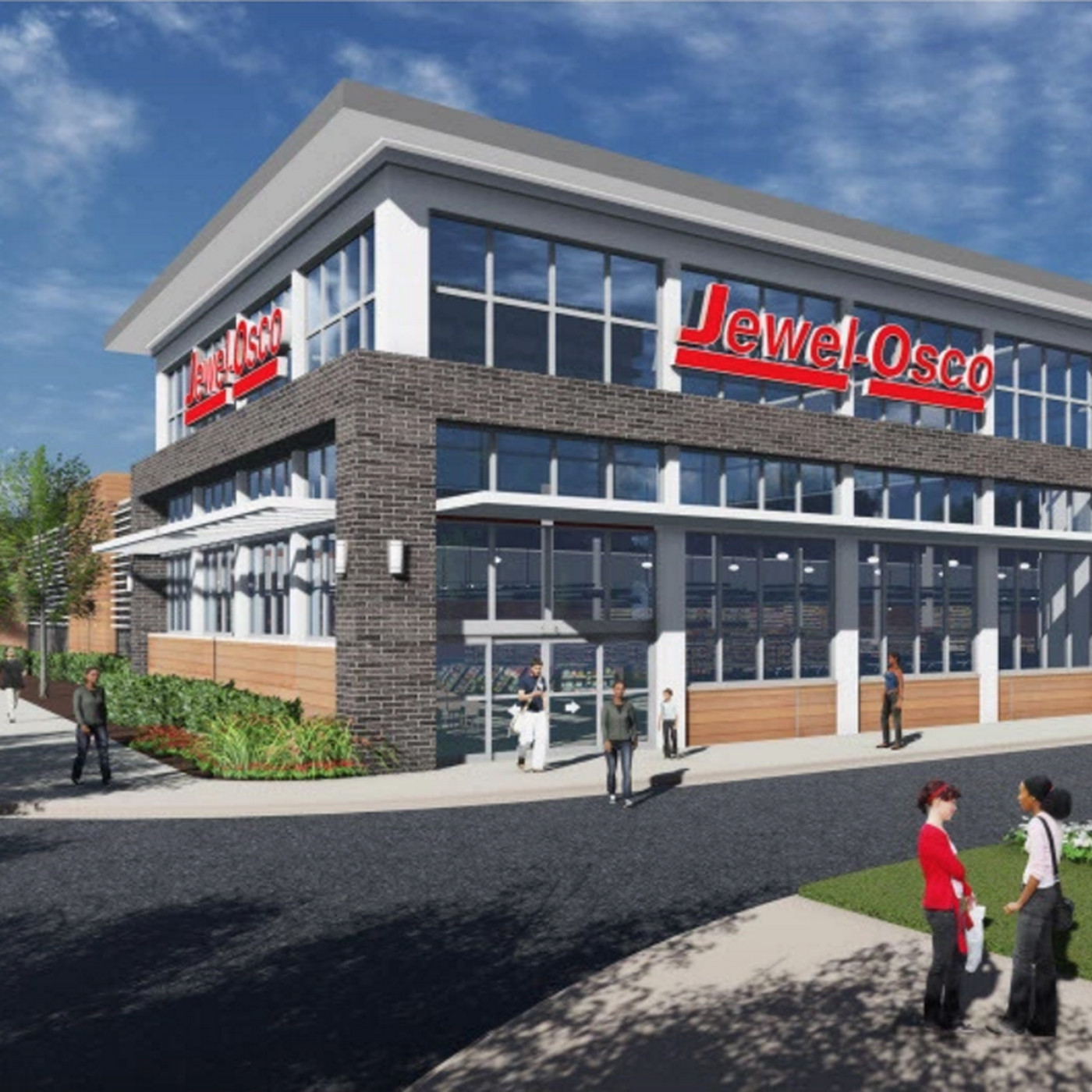 New Jewel-Osco grocery store to open in Woodlawn next year - Curbed ...