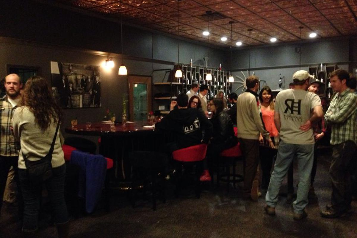 Roundhouse Spirits Speakeasy Bar