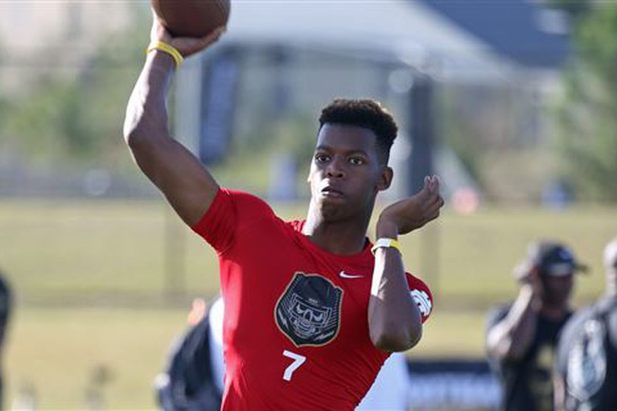 Canes QB commit N'Kosi Perry