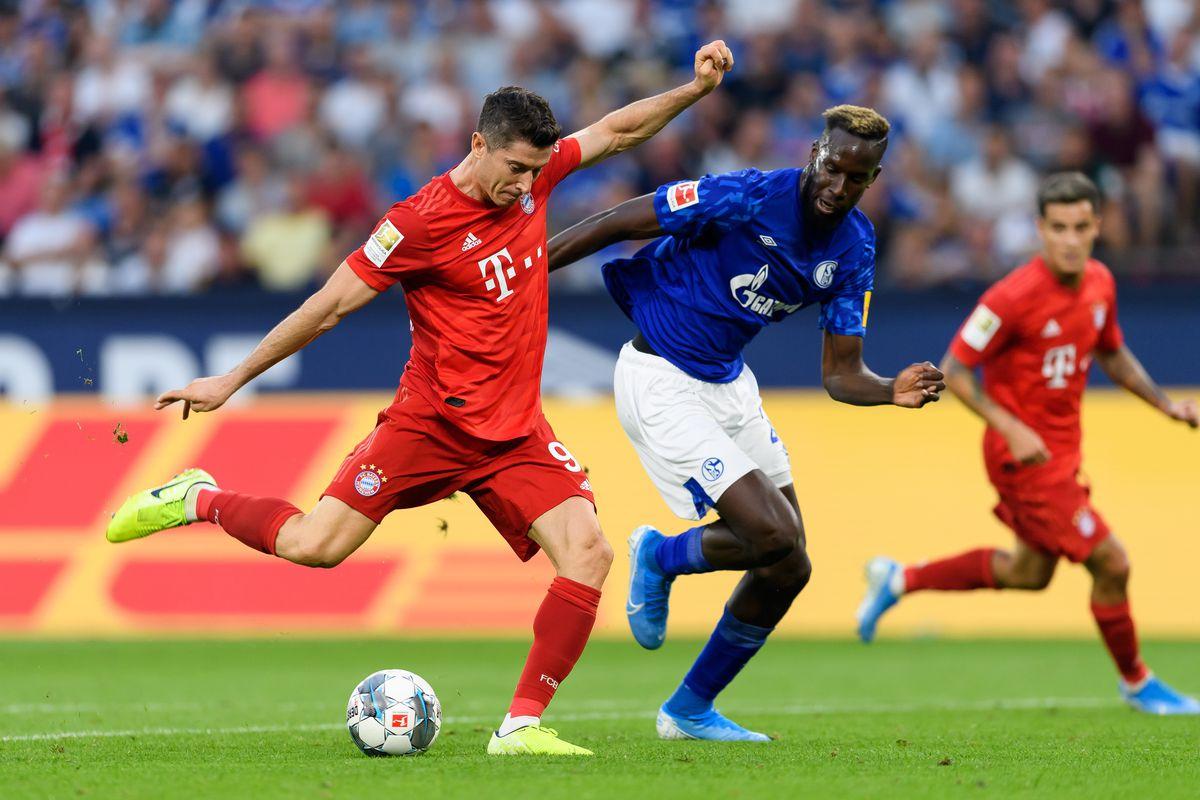 Bayern Vs Schalke 2017