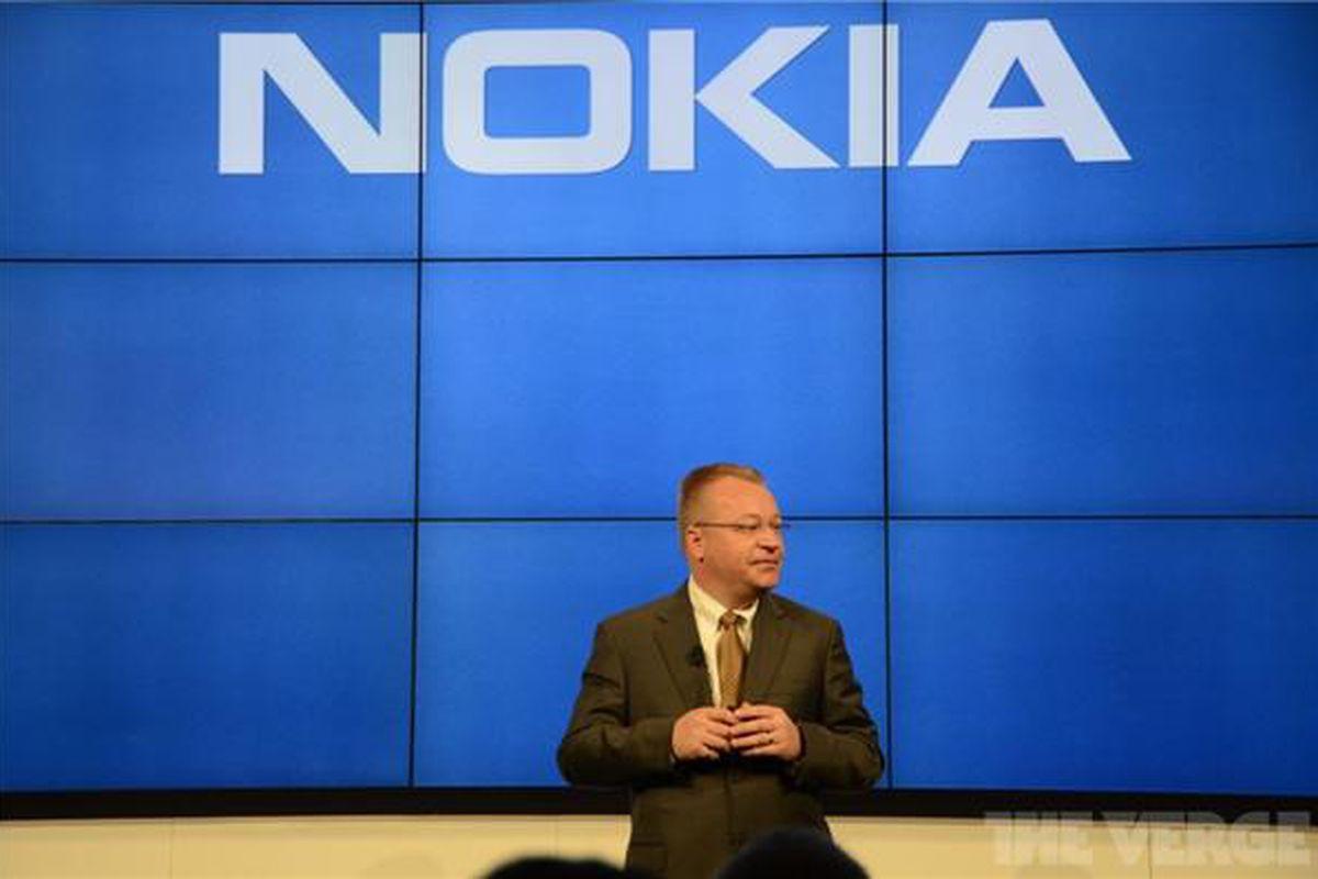 Nokia event MWC 2012
