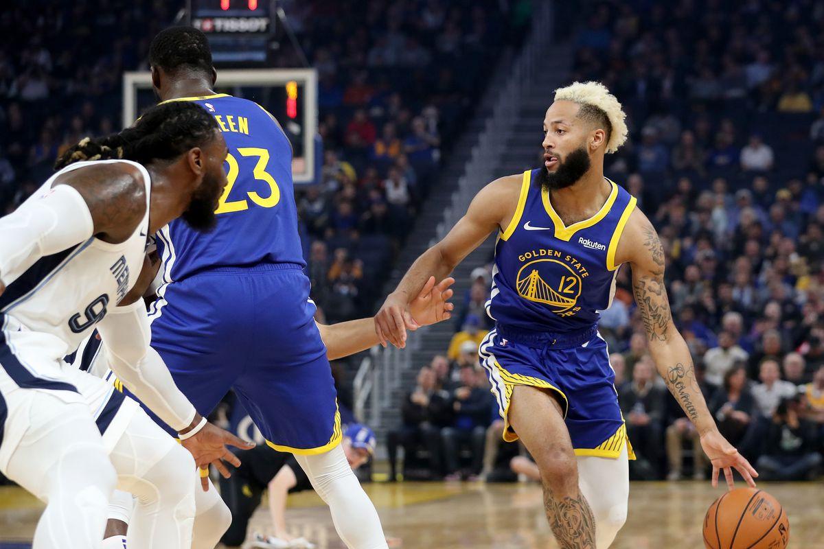 Memphis Grizzlies vs. Golden State Warriors