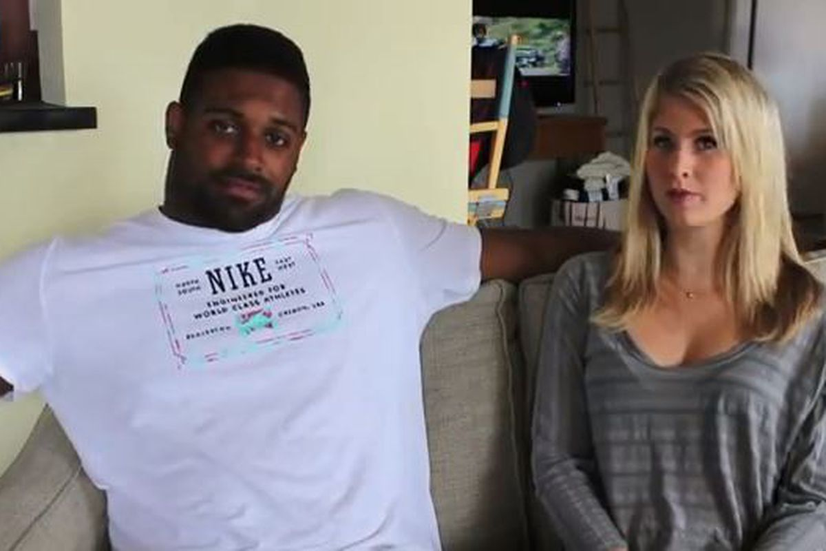An intimate look at the love life of an NFL star with Cameron