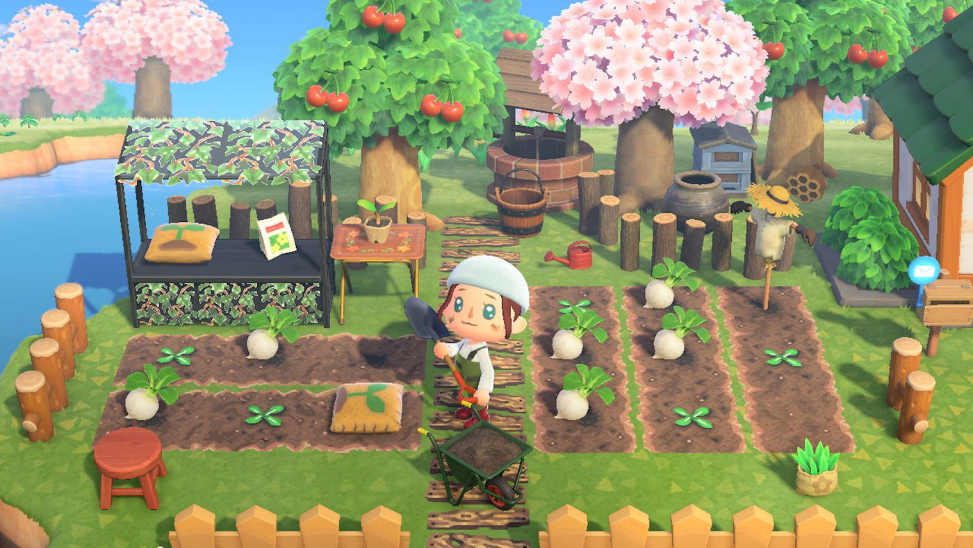 Animal Crossing New Horizons Fans Make Great Turnip Storage Solutions Polygon