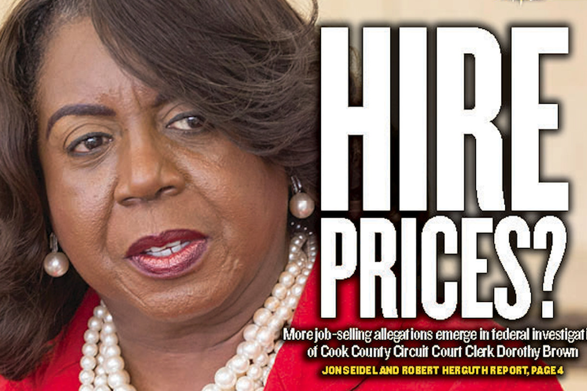 More job-selling allegations emerge in Dorothy Brown