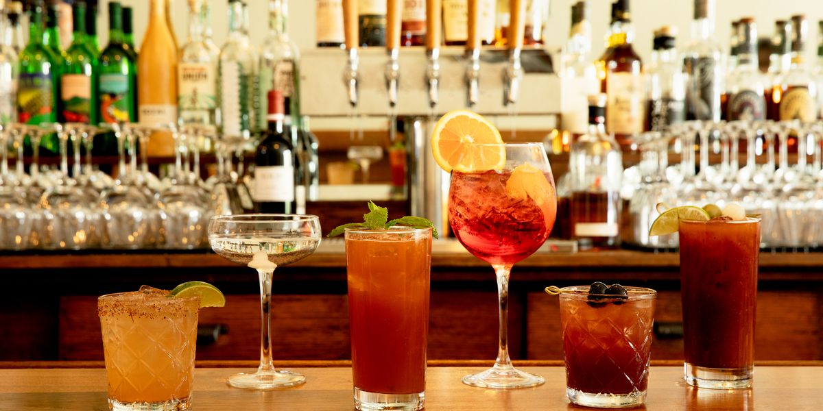 Snag Cioppino and Cocktails at The William Tell House's Original 100-Year-Old Mahogany Bar