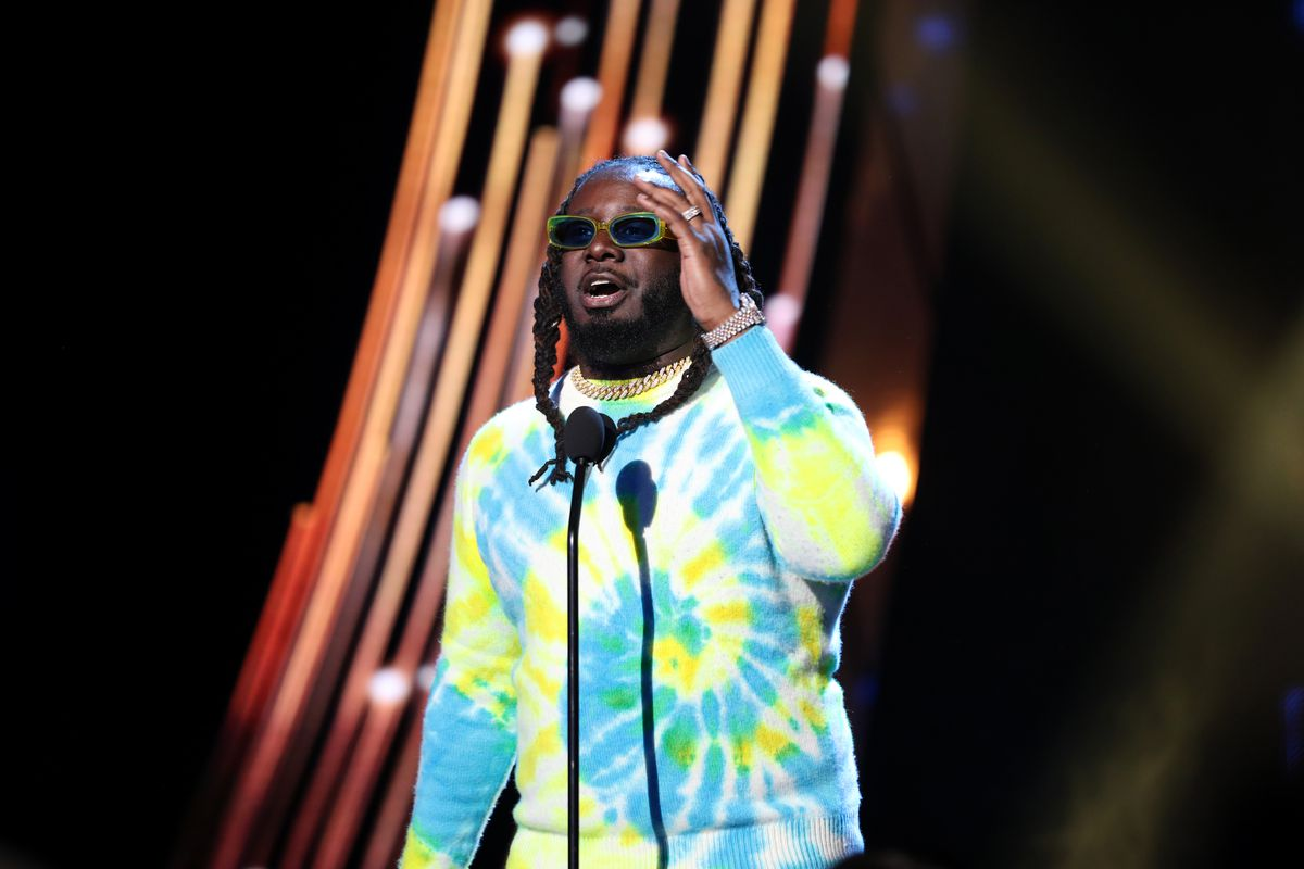 T-Pain.   Getty Images