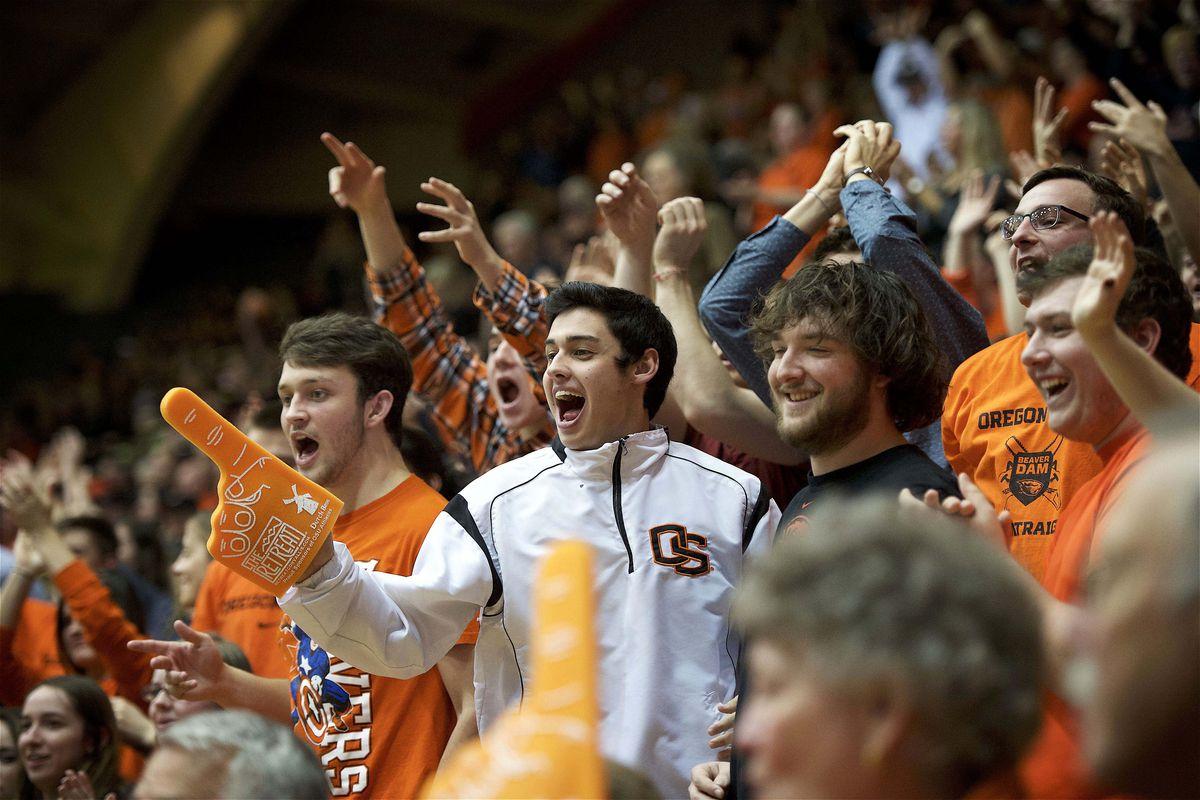 NCAA Basketball: Colorado at Oregon State