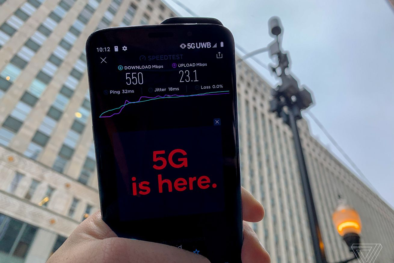 verizon and t mobile agree much of the us won t see the fast version of 5g
