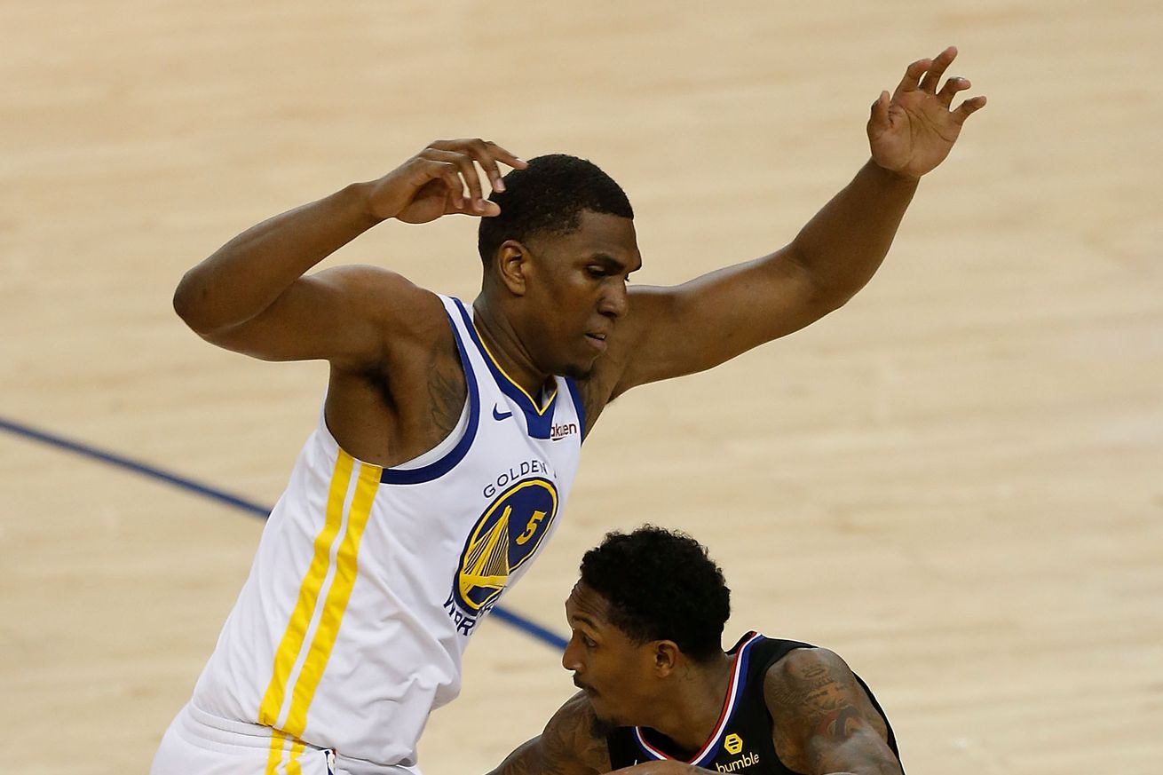 Kevon Looney coming up big in the playoffs, embodies the forgotten middle class of the NBA