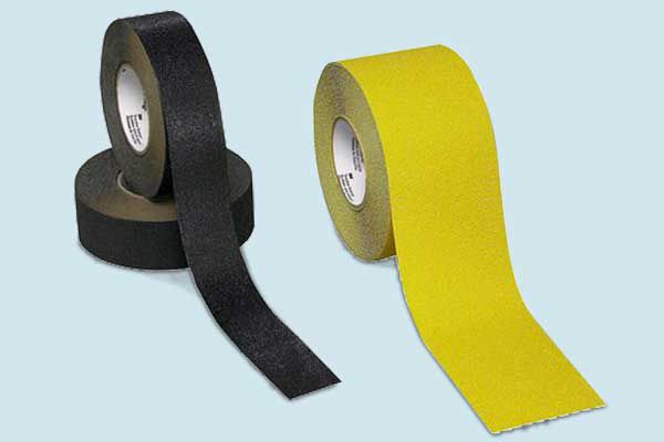 Two rolls of Safety Walk Slip Resistant tape.