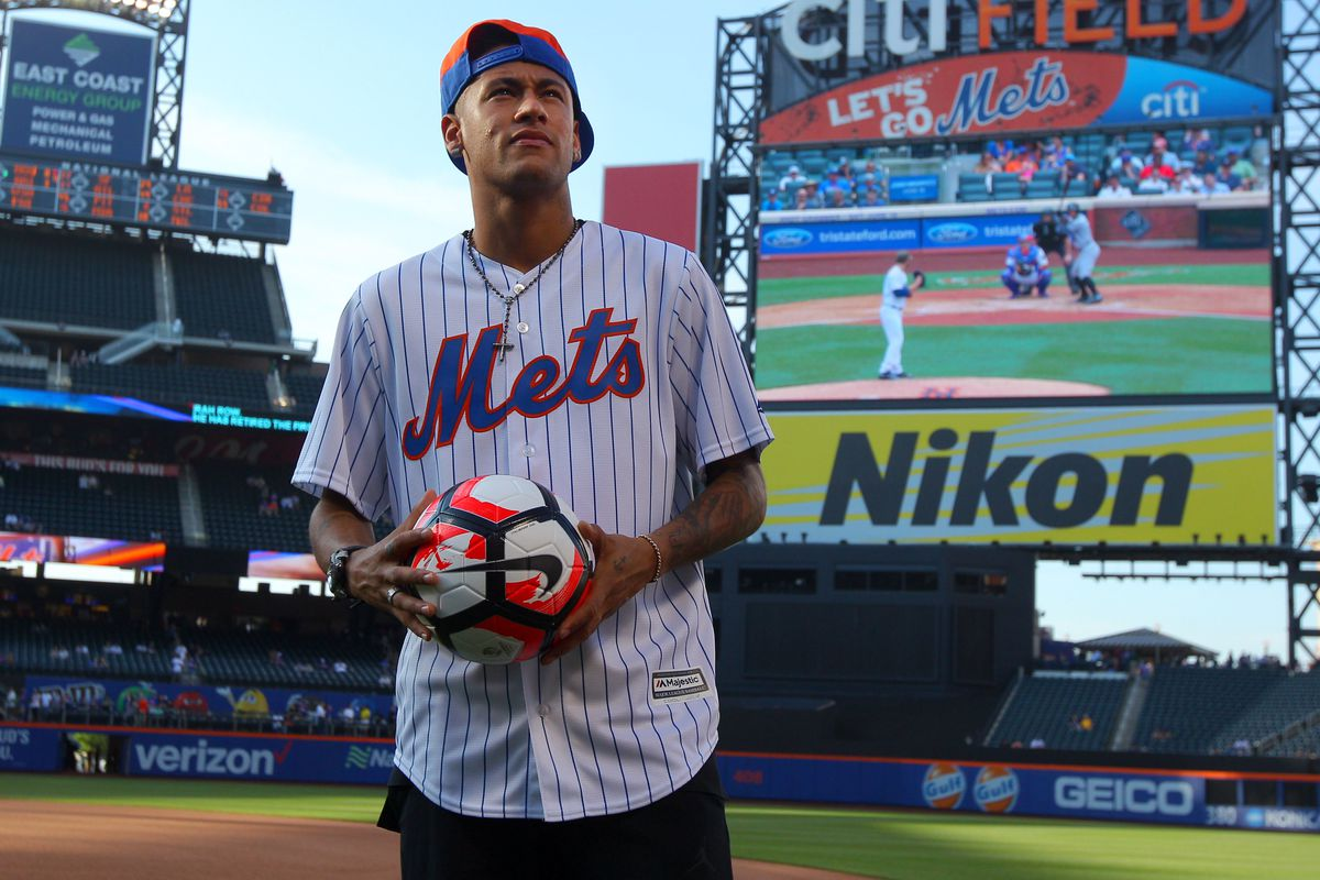 Neymar is the worst baseball player in world barca blaugranes brad penner usa today sports kristyandbryce Gallery