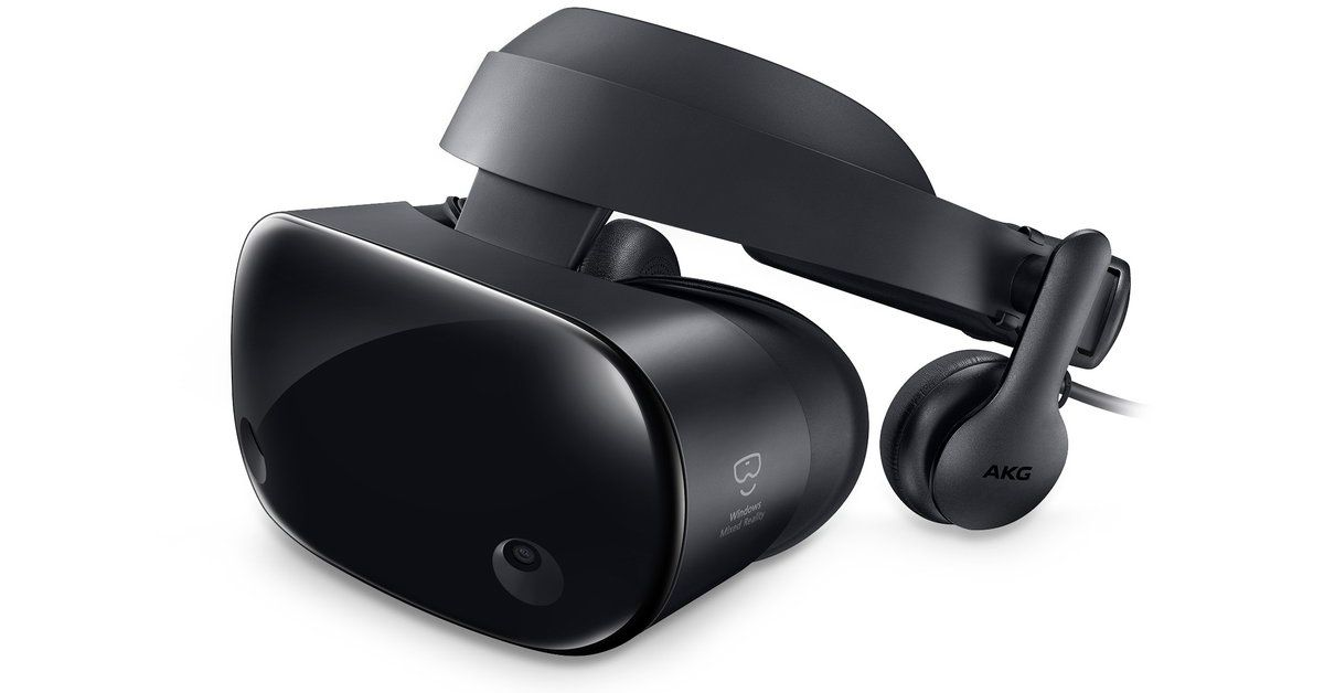 Samsung Isn't Selling the Best Windows Mixed Reality Headset in Europe