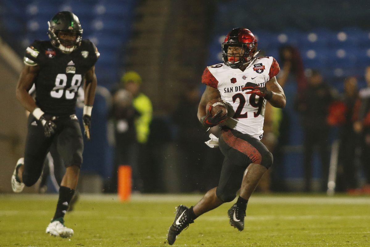 NCAA Football: Frisco Bowl-Ohio vs San Diego State
