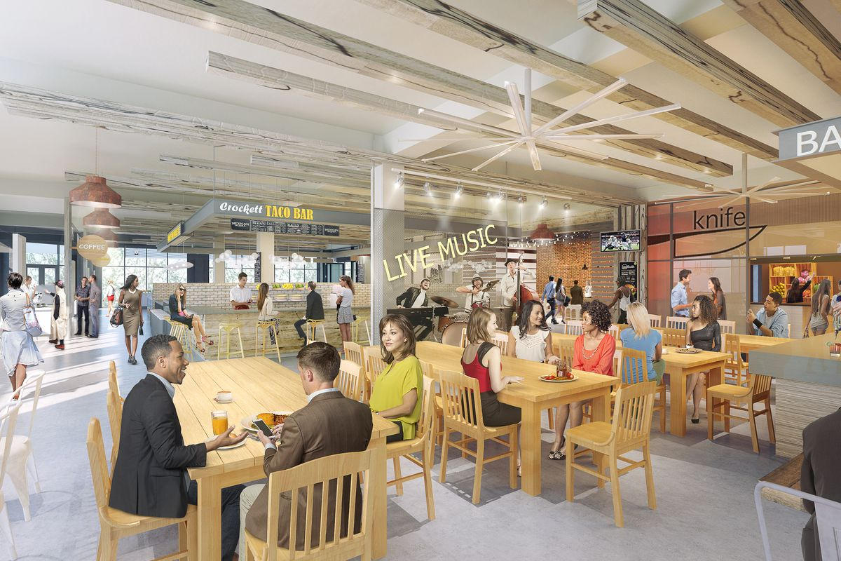 Fort Worth Is Getting A Huge New Food Hall Eater Dallas