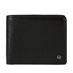 """<strong>Onassis</strong> Two Billfold Wallet in Black, <a href=""""http://www.onassisclothing.com/accessories/small-leather-goods/two-billfold-wallet.html?color_swatch=639 """">$88</a>"""