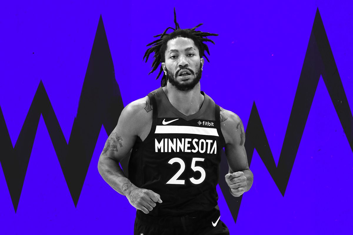 Derrick Rose exposes our toxic role in the sports redemption ... eceda5eea