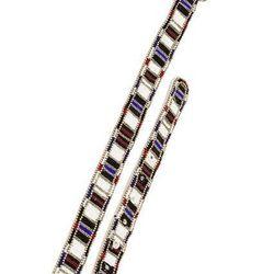 Beaded Belt, $49.95