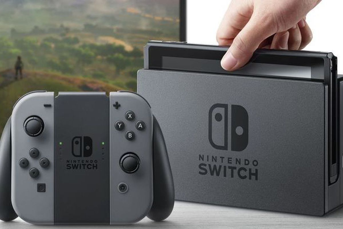 How Much Should The Nintendo Switch Cost The Verge