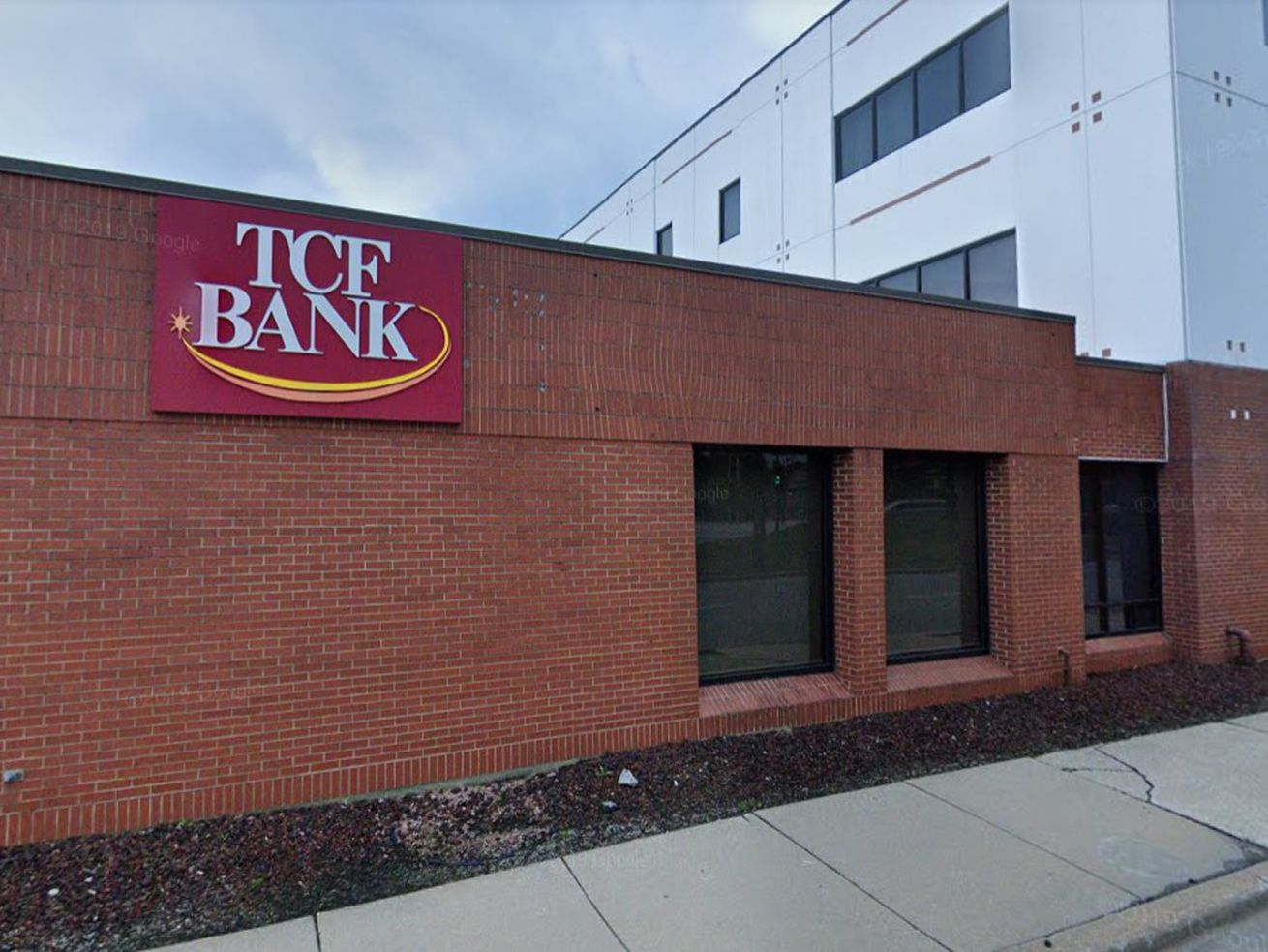 A TCF Bank branch at 6315 W. 55th St. was robbed June 8, 2021.
