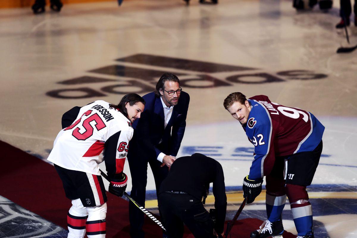 2017 SAP NHL Global Series - Ottawa Senators v Colorado Avalanche