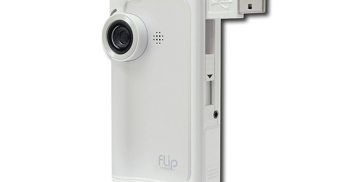 The iconic Flip Video almost became Google's first camera, emails show thumbnail