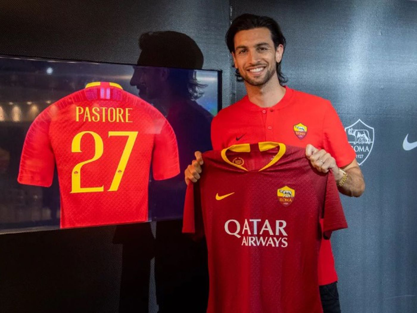 Official: Roma Signs Javier Pastore - Chiesa Di Totti
