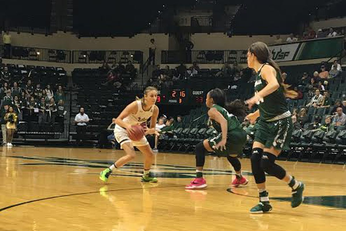 No Bull, Pujol charges USF past A-Sun champs - Swish Appeal