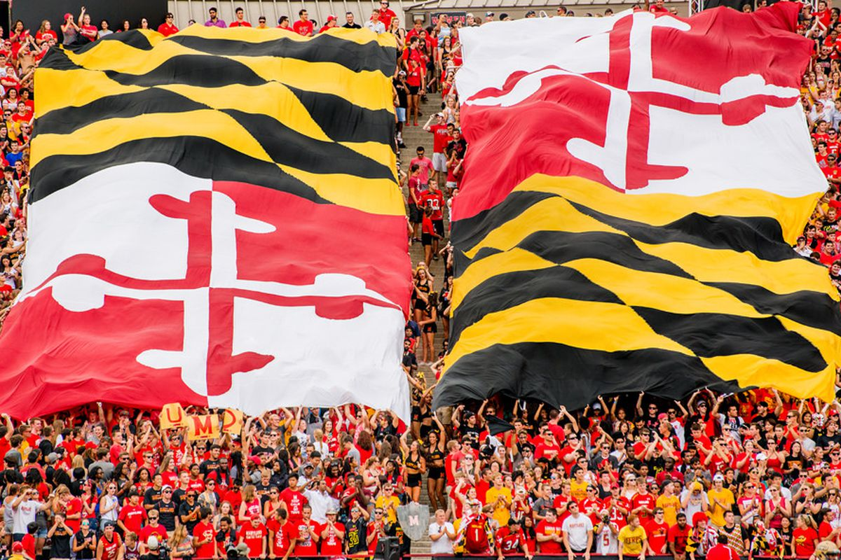 University of Maryland football game
