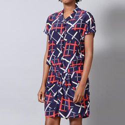 """<b>Thakoon Addition</b> Plaid Draped Skirt Jumper, <a href=""""http://shopbird.com/product.php?productid=27052&cat=0&manufacturerid=&page=1"""">$430</a> at Bird"""