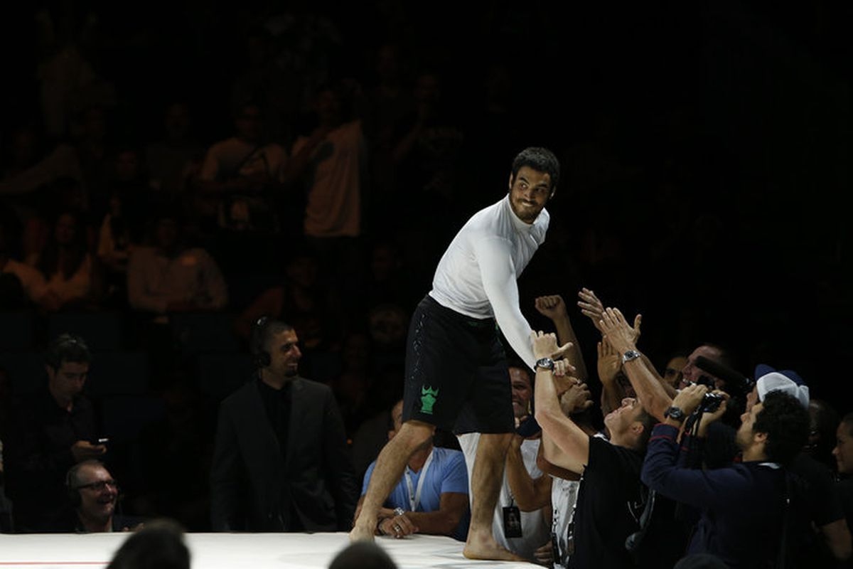 Kron Gracie on possible August MMA debut - 'I'm here to show