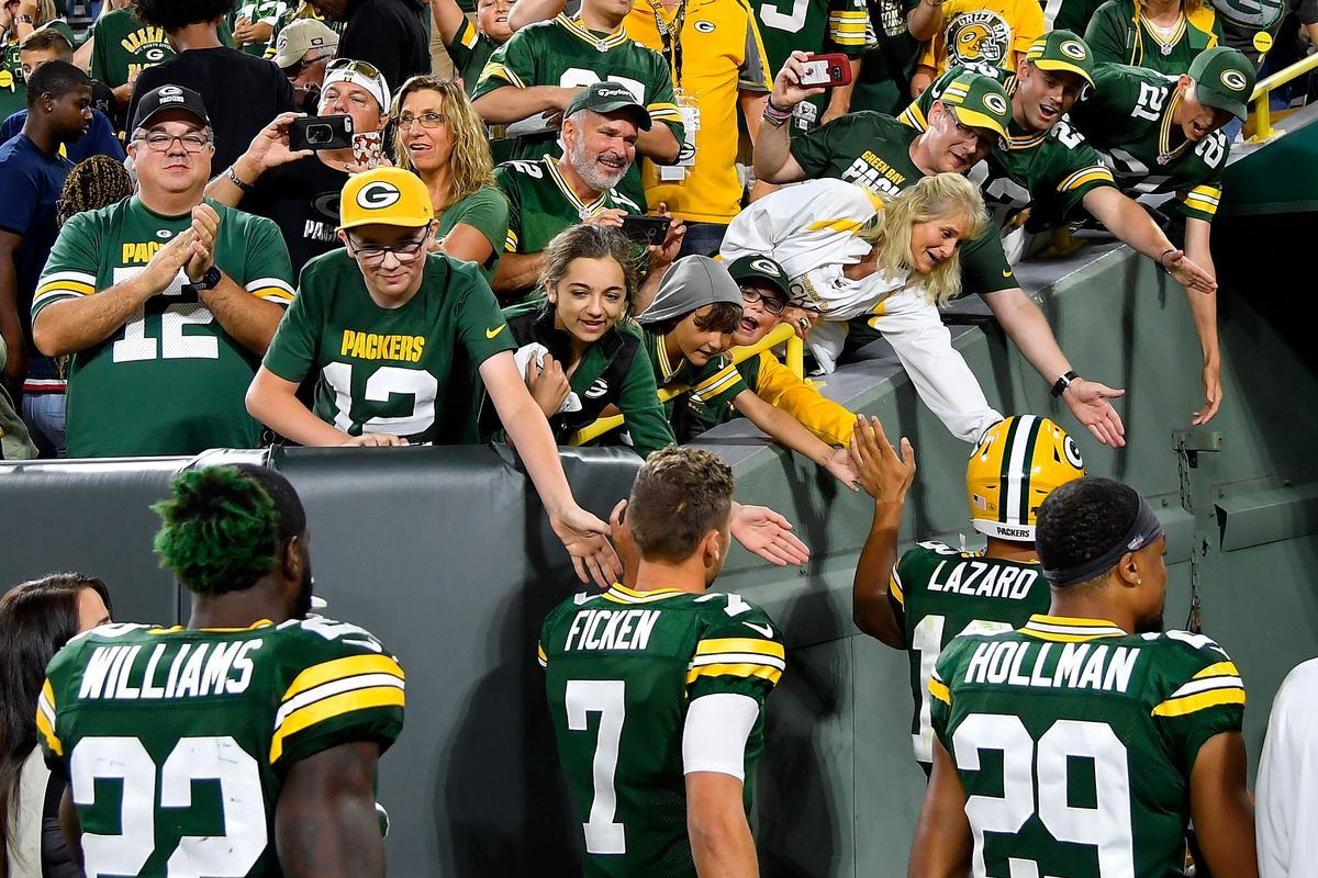 Packers' FanPulse confidence starts out strong for 2019
