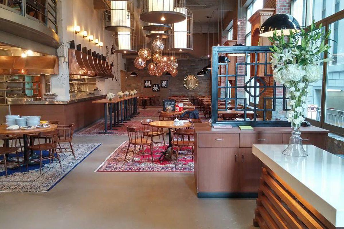 Inside new Old Montreal restaurant Piment 2