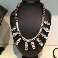Necklace, $50