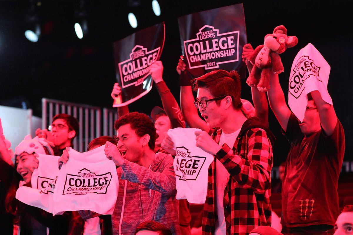 League of Legends College Championship