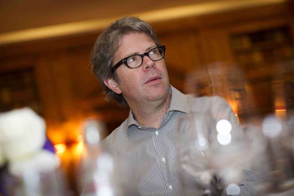 Jonathan Franzen Honored With WELT Award For Literature