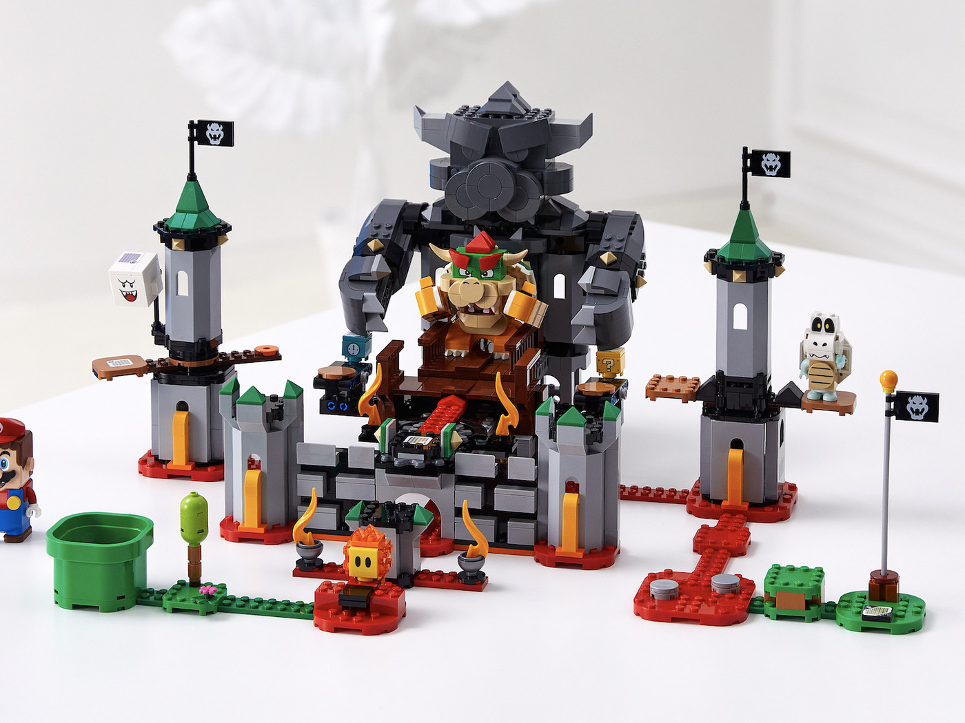 Lego S Interactive Super Mario Sets Will Be Out On August 1st