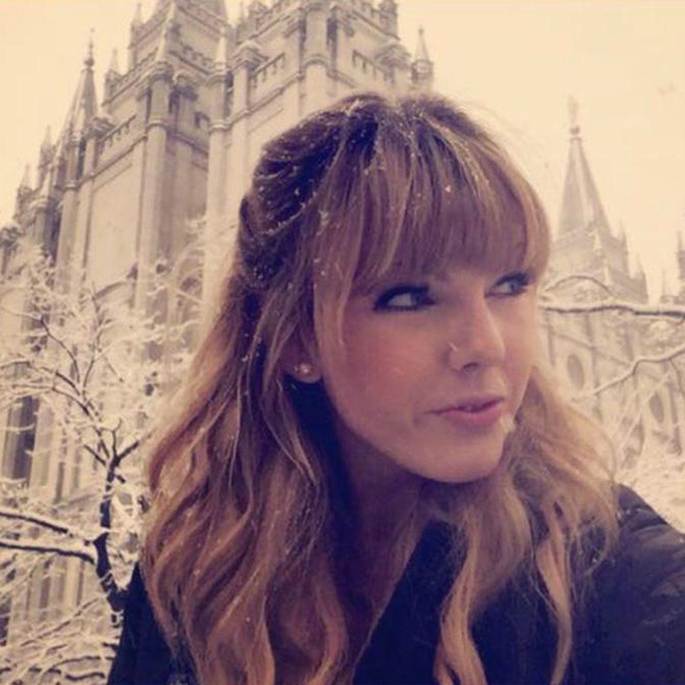 Mormon Taylor Swift Look Alike Draws National Attention Talks Self Worth Divine Identity Deseret News