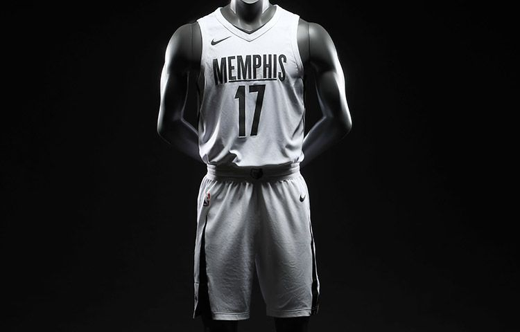 premium selection 13185 3624a Grizzlies unveil MLK50 City Edition Nike Uniform - Grizzly ...